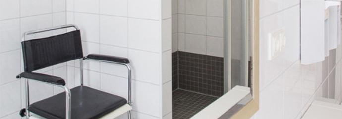Badezimmer Senioren